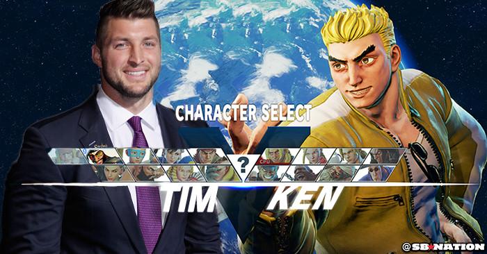 ken tebow