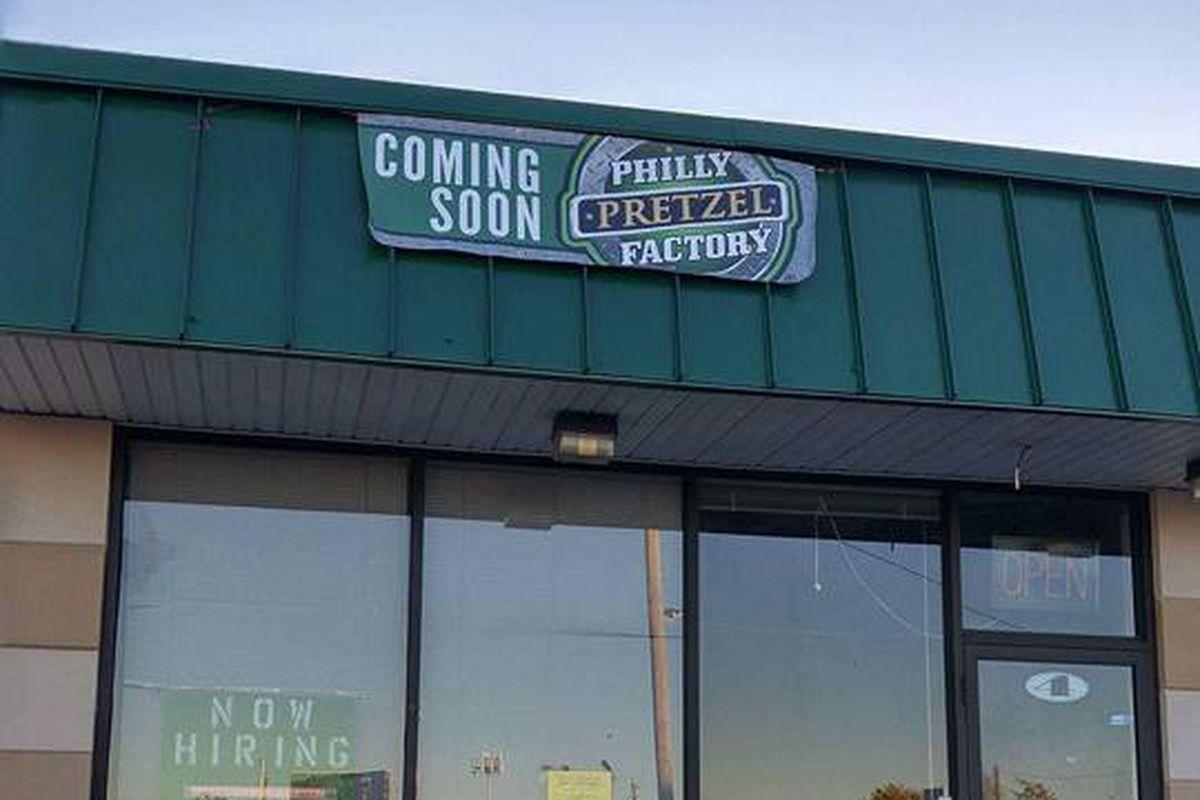Philly Pretzel in Revere