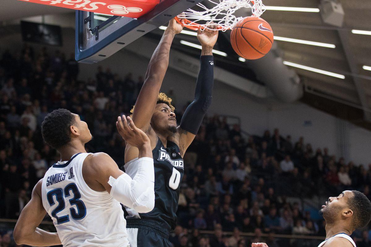 NCAA Basketball: Providence at Villanova