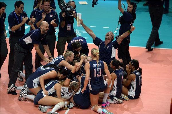 Team USA Wins Gold