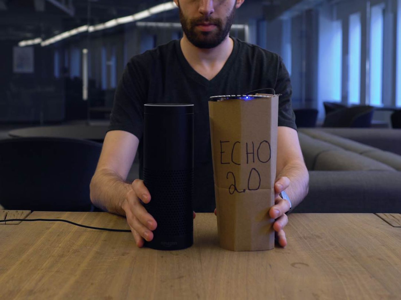 Here's how to make a DIY Amazon Echo - The Verge