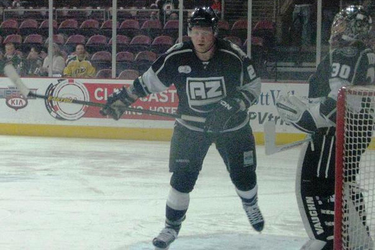 On 2/5/13 forward Adam Smyth played in his 500th professional game