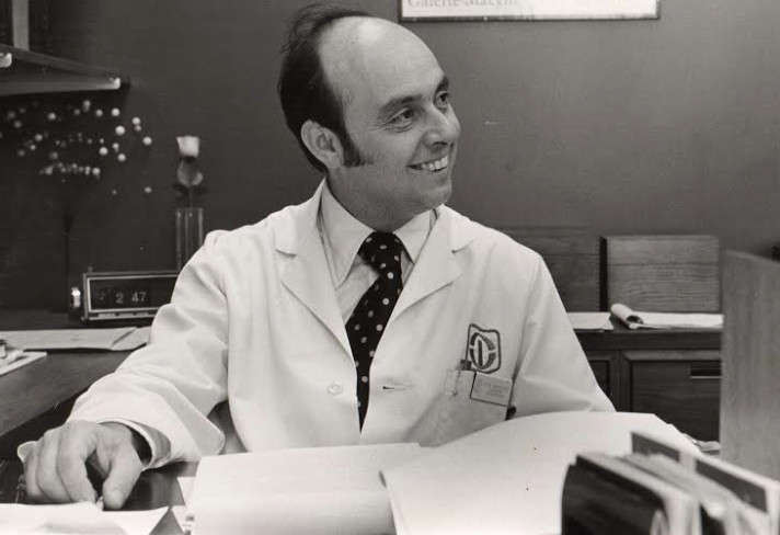 Dr. Jorge O. Galante joined Rush University Medical Center in 1972 and helped make it a leader in orthopedic surgery. | Rush University Medical Center photo