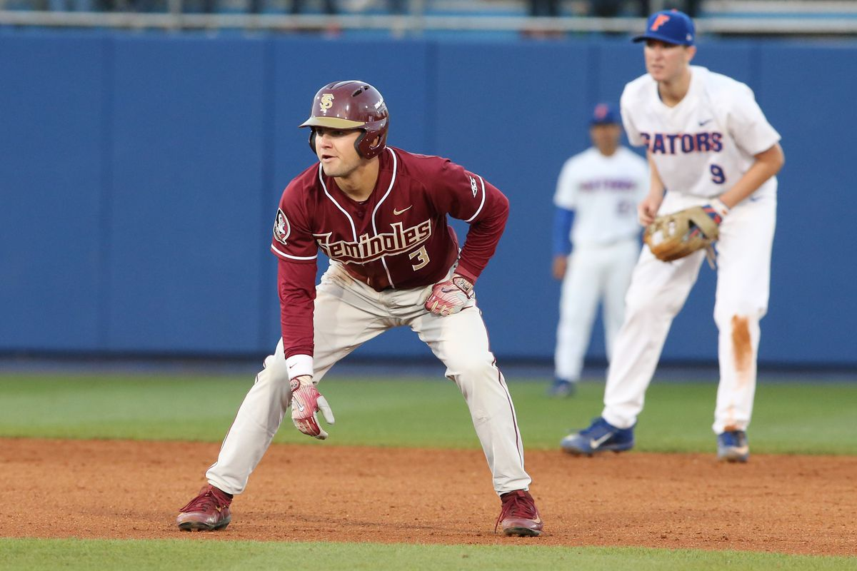 cheap for discount 448af b883e 2018 Florida State baseball position battles: Second base ...
