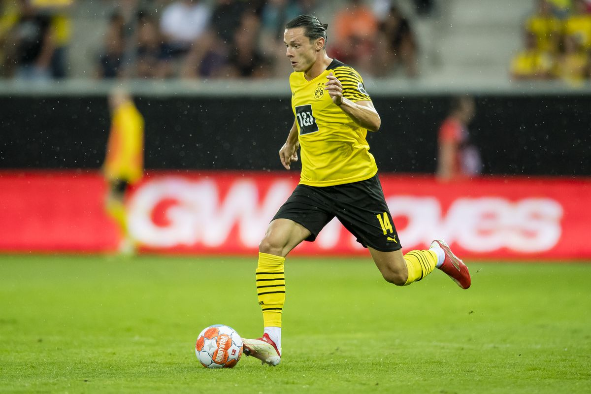 Borussia Dortmund Will Buy Marcel Halstenberg Once Nico Schulz Is Sold Fear The Wall