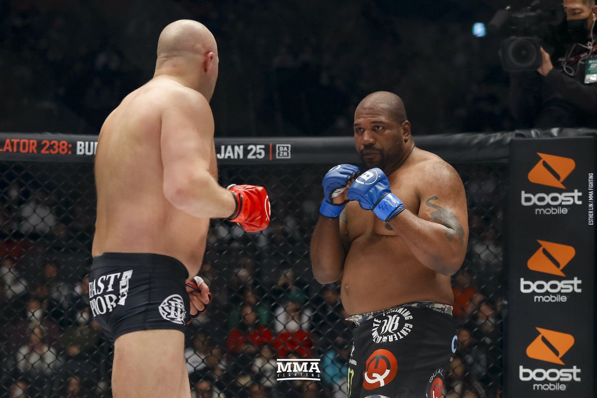 Quinton Jackson Humble After Bellator 237 Loss To Fedor