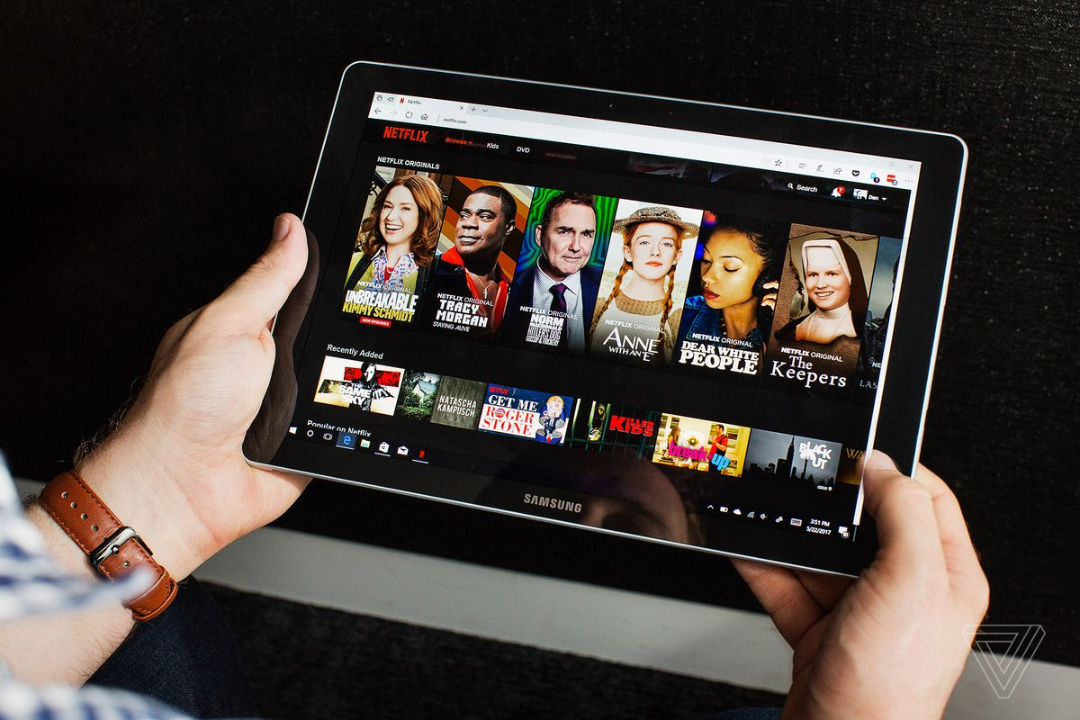 Netflix will automatically download new episodes of your favorite