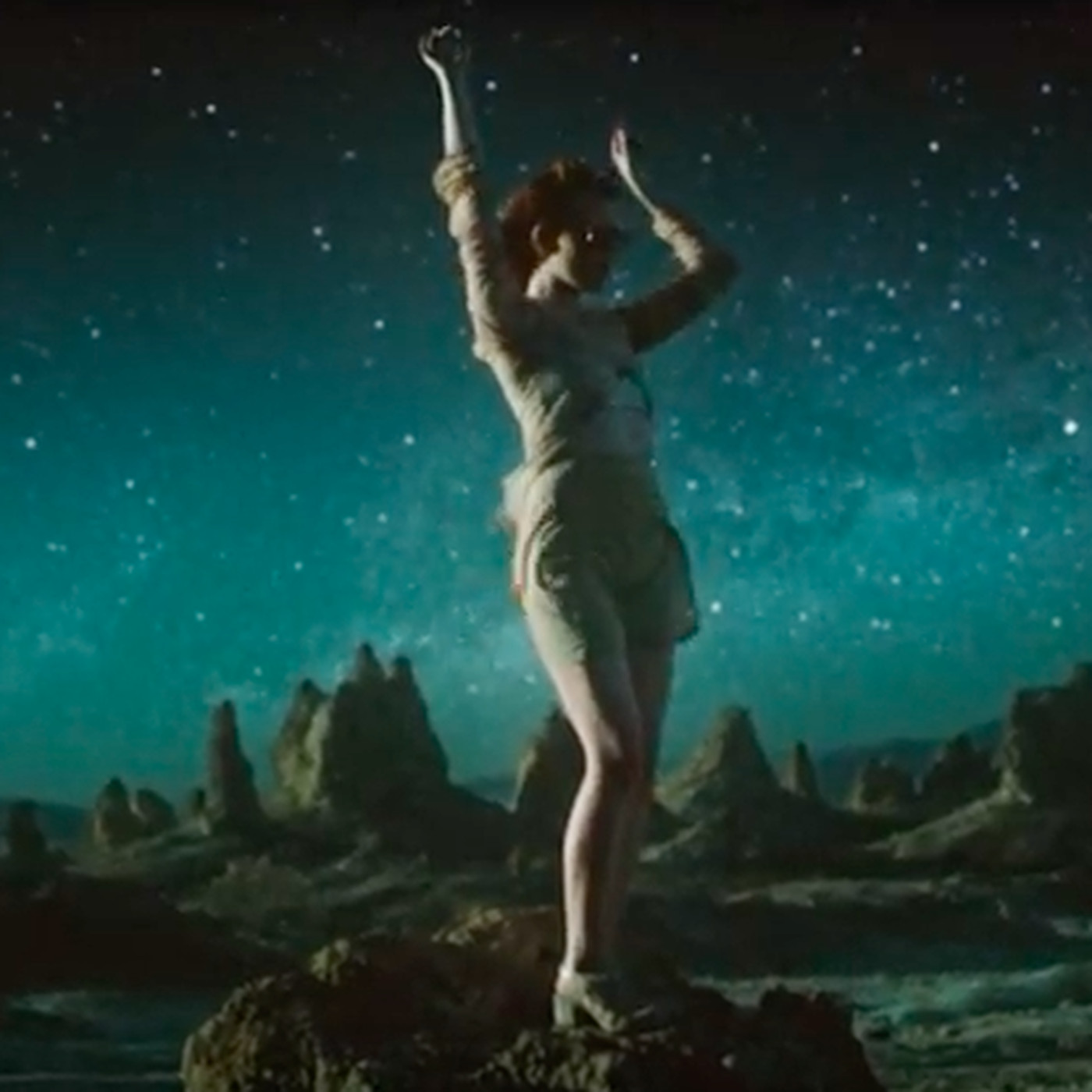 Lana Del Rey S New Video Is A Love Story Set In Outer Space The