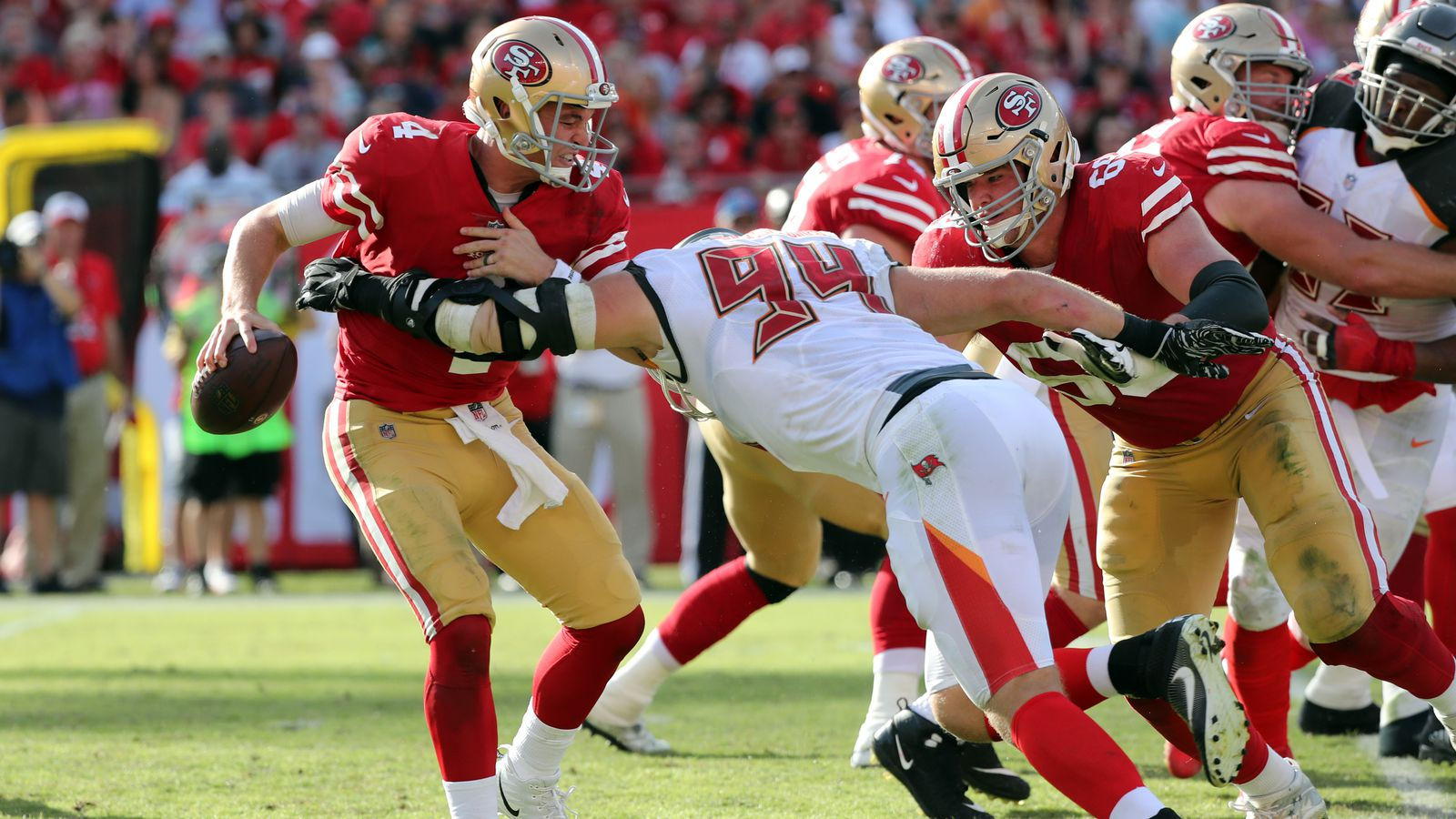 The turnover differential will decide 49ers-Broncos