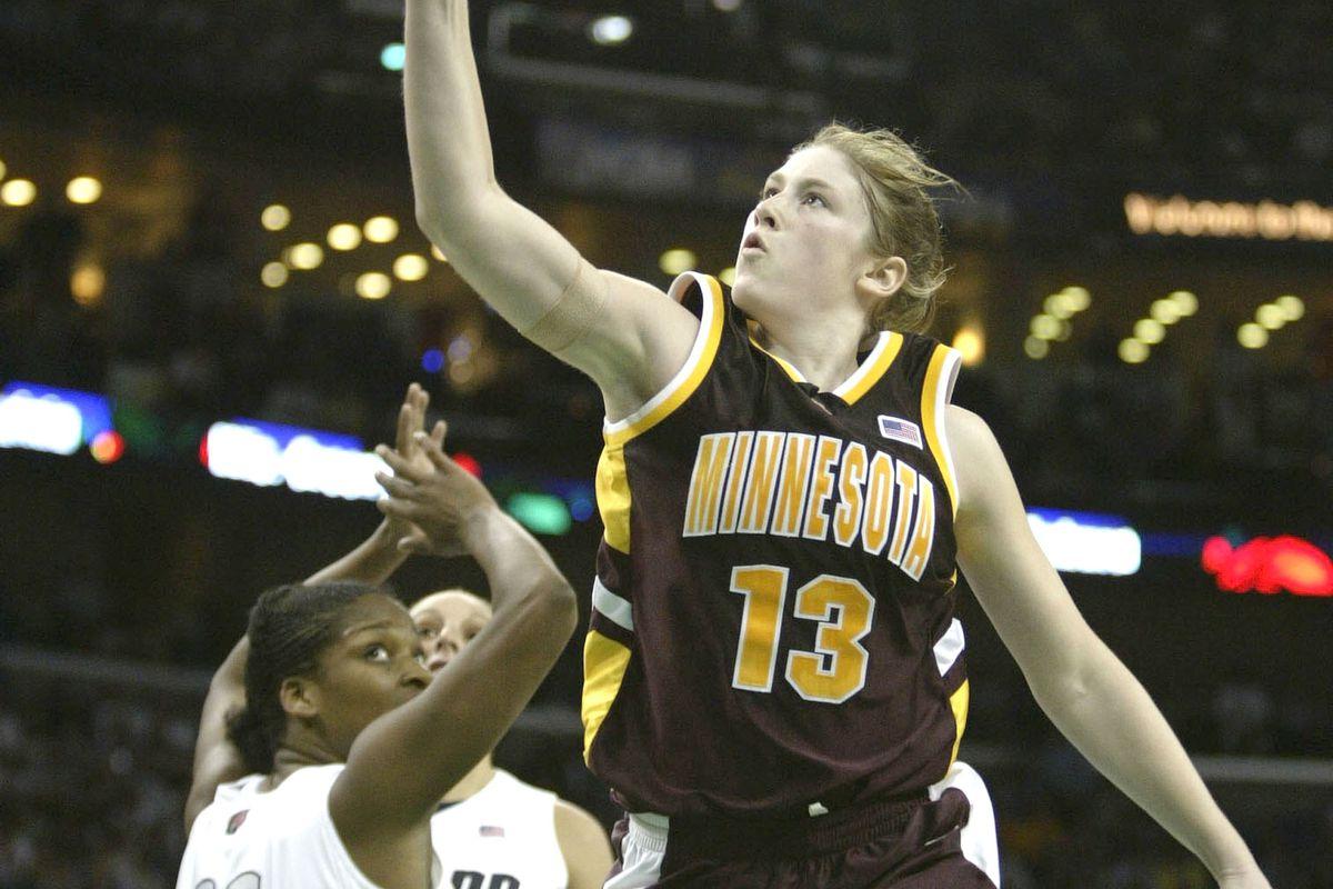 2004 NCAA Women's Final Four: Minnesota v UCONN
