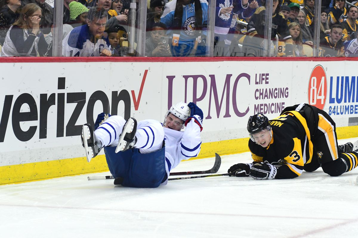 Toronto Maple Leafs Vs Pittsburgh Penguins Lines Stats Preview