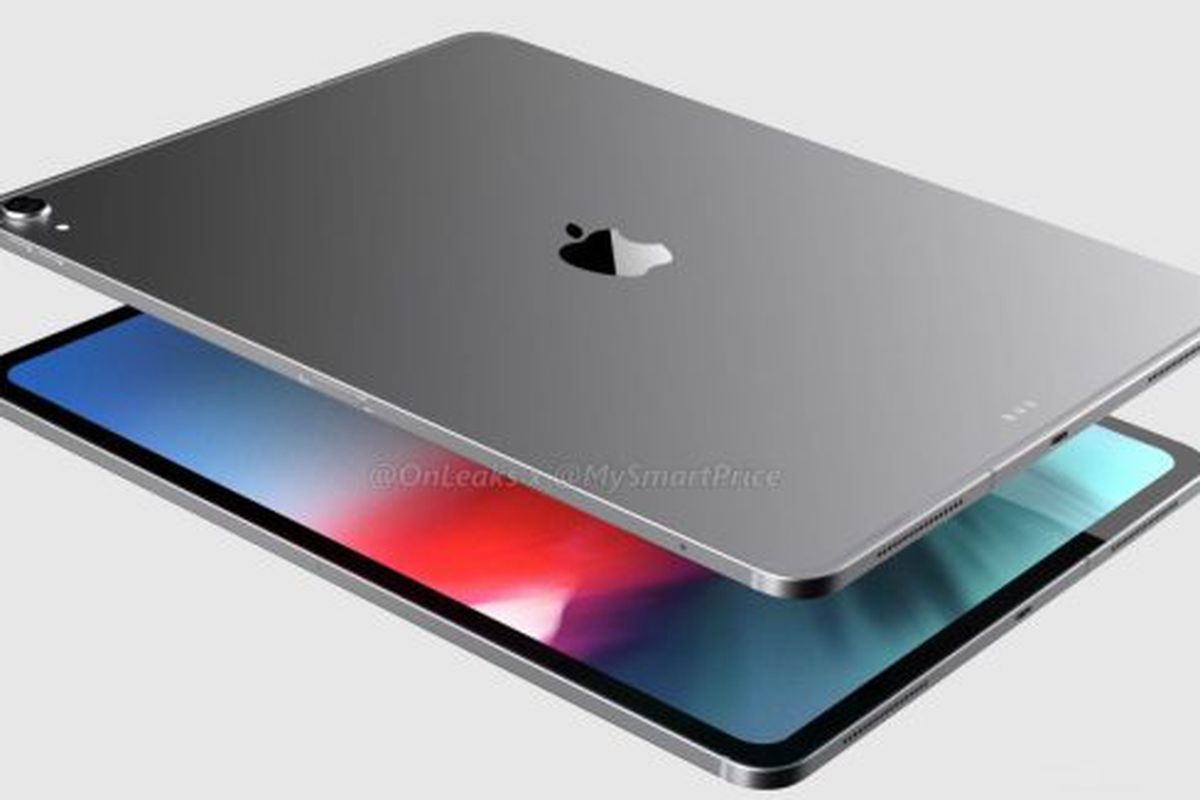 renders of the upcoming device suggest an ipad with a radically different design image onleaks