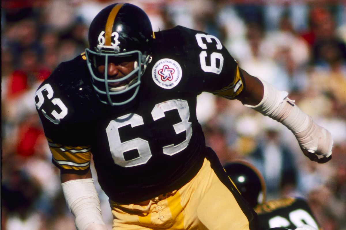 db2dc837328 Ernie Holmes was known for many things in his seven year career with the  Pittsburgh Steelers, both good and not-so-good.