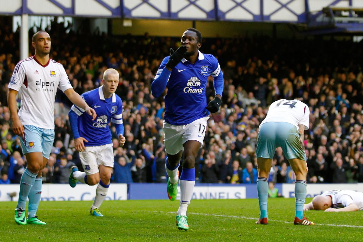 Romelu's return provides the Toffees with a vital three points