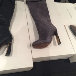 Boots, $150