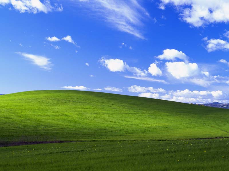 Bliss XP background