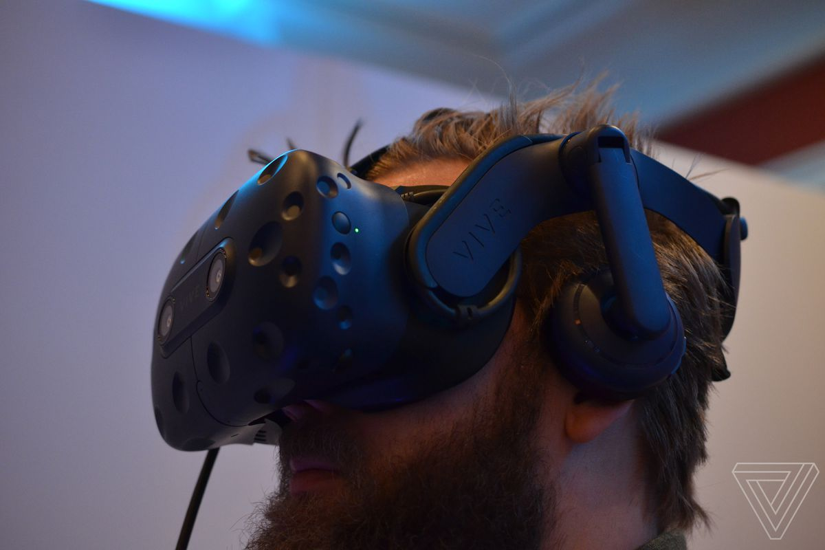 HTC Vive Pro Launches in April for $799, Only Includes the Headset