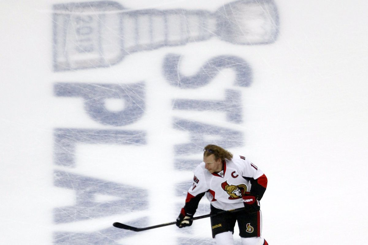 How much easier would the HHOF argument for Alfie be if he had the Conn Smythe he deserved?