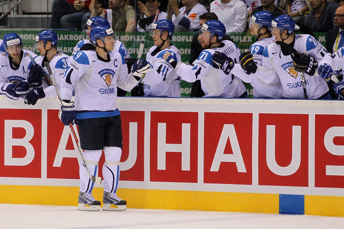 Kaptain Koivu will need to lose not one, but both of his legs to not make Team Finland.
