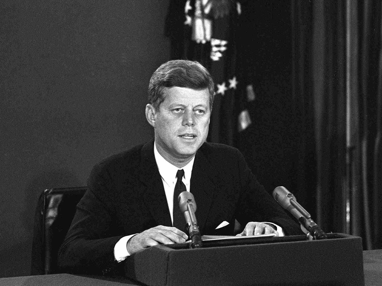 The Cuban missile crisis remains October's scariest time