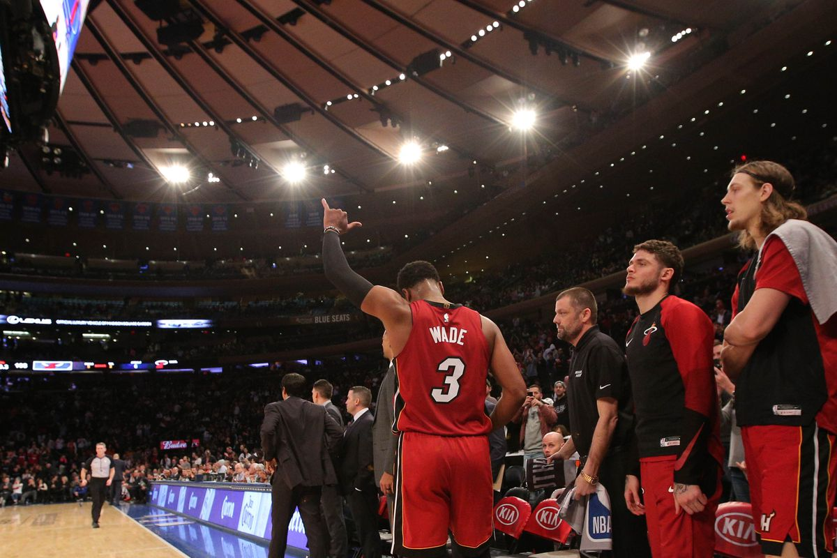 Despite Miami's uneven play, Wade's legacy remains unmatched - Hot