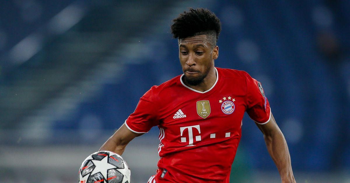 Manchester City joins Manchester United in scoping Bayern Munich's Kingsley Coman - Bavarian Football Works