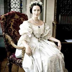 The Young Victoria (2009): Ruling a kingdom is hard. But the clothing perks are super.