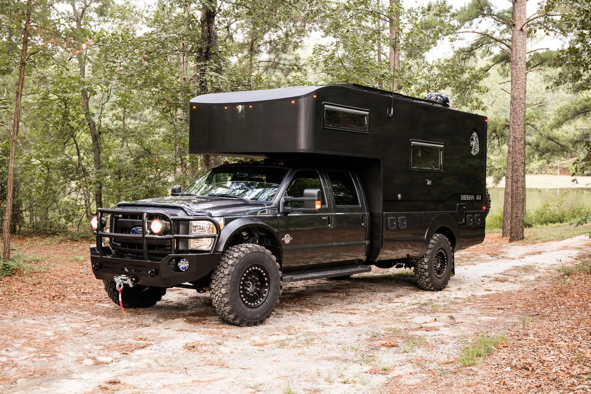 All Terrain Campers >> Rugged Off Road Camper Sports A Surprisingly Fancy Interior