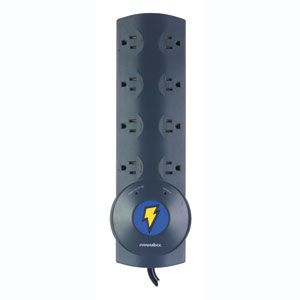 <p>The Square D QO2175SB surge arrestor plugs directly into the breaker panel to reduce higher-level surges than surge suppressors can handle.</p>