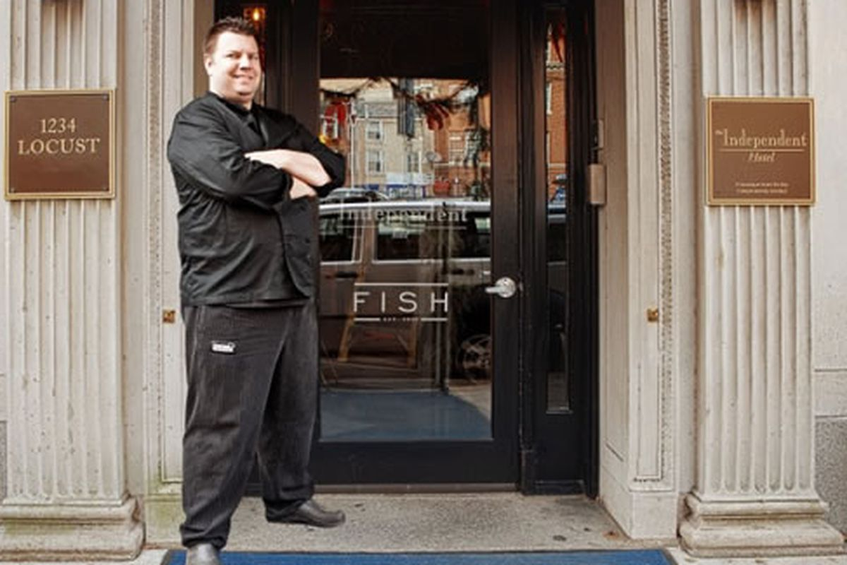Fish is temporarily closing.