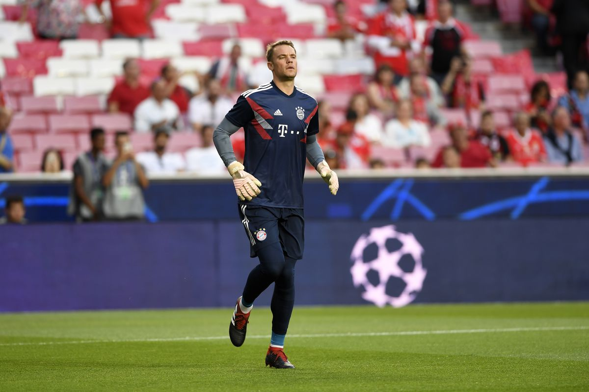 info for 9fe94 dac17 Captain Manuel Neuer reflects on 2018 for the German ...