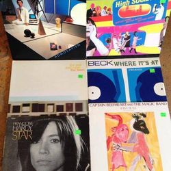 """Record stores can be really music-snobby, but not <a href=""""http://lauriesplanetofsound.blogspot.com/"""">Laurie's Plant of Sound</a> [4639 North Lincoln Avenue.] I love the vibe here. The staff will help out if you need them or hang back if you want to explo"""