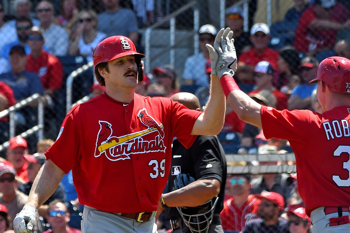 St. Louis Cardinals at Milwaukee Brewers - An Opening Day ...