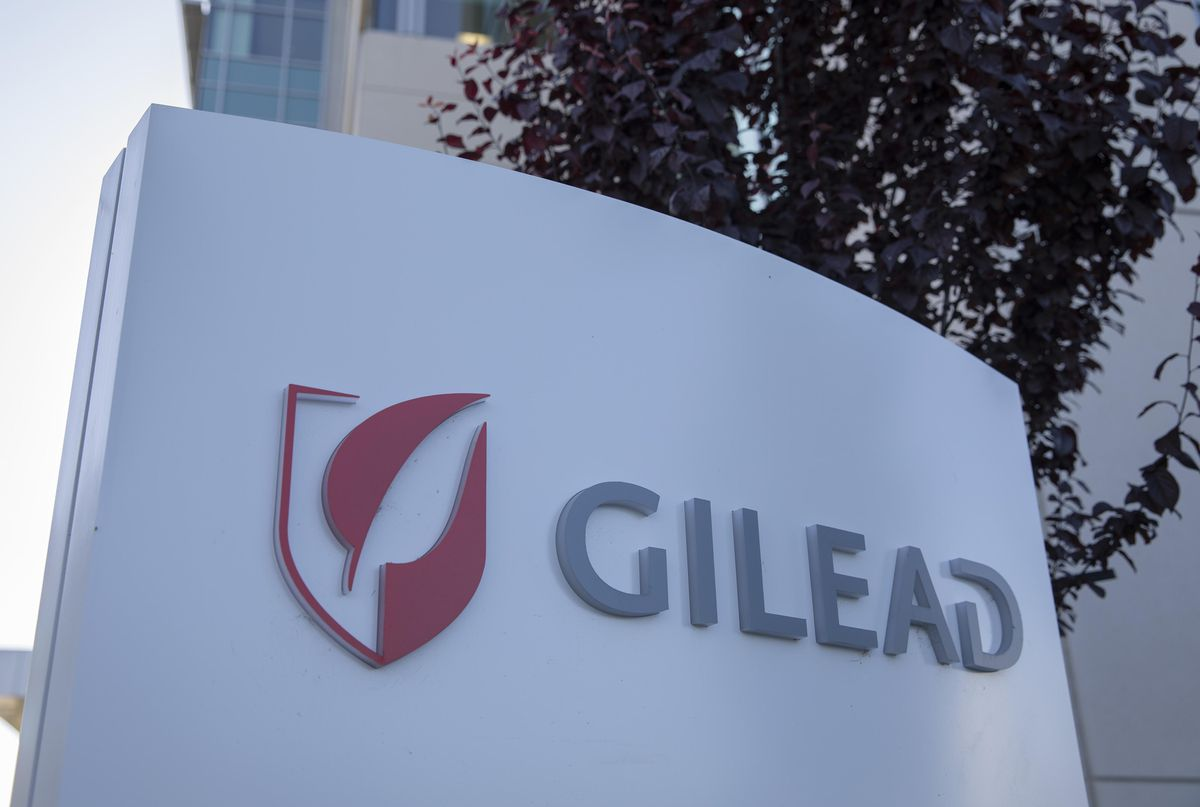 Gilead Sciences sign