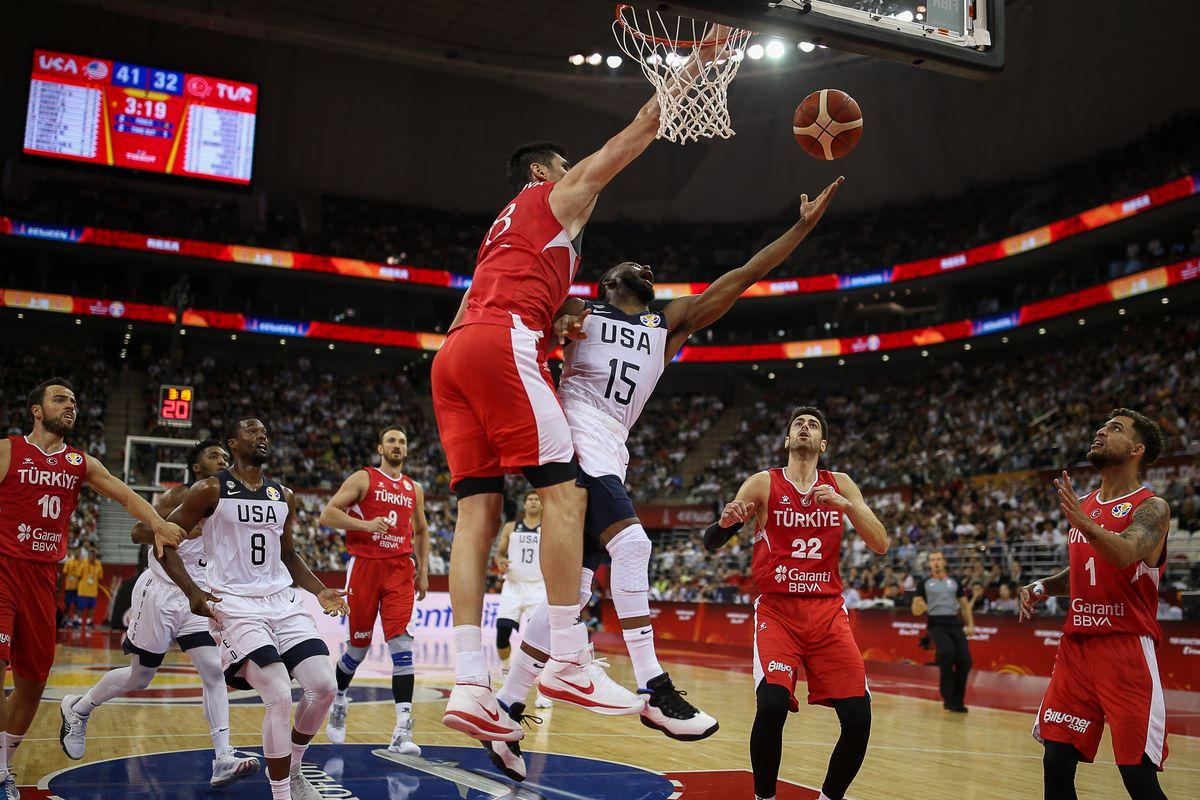 USA v Turkey: Group E - FIBA World Cup 2019