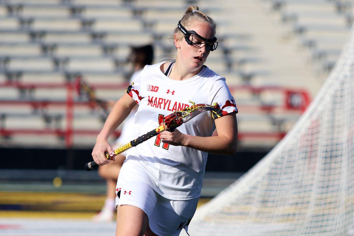 Maryland women's lacrosse Caroline Steele