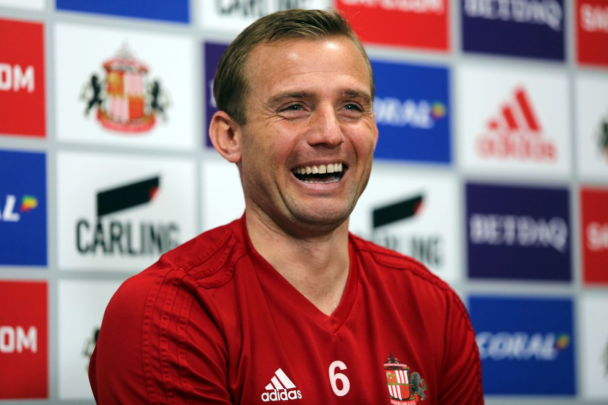 Sunderland Training and Press Conference
