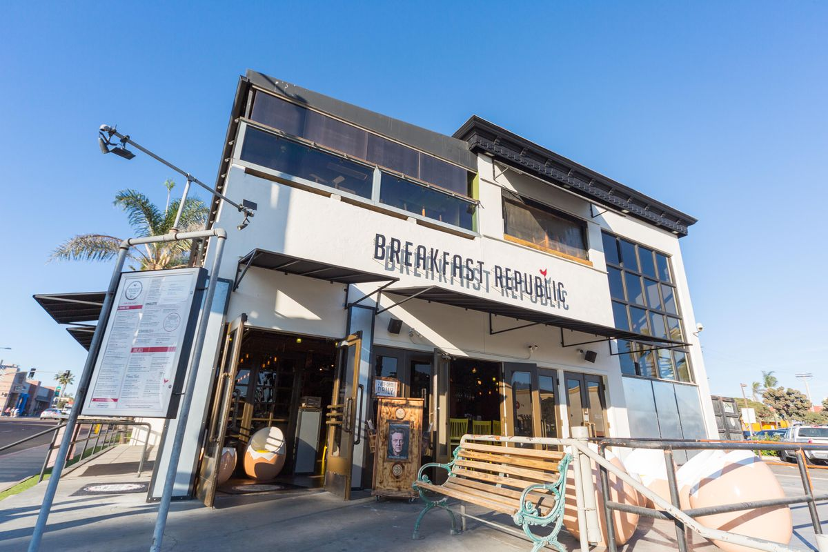 Breakfast Republic Brings Daily Brunch To Pacific Beach