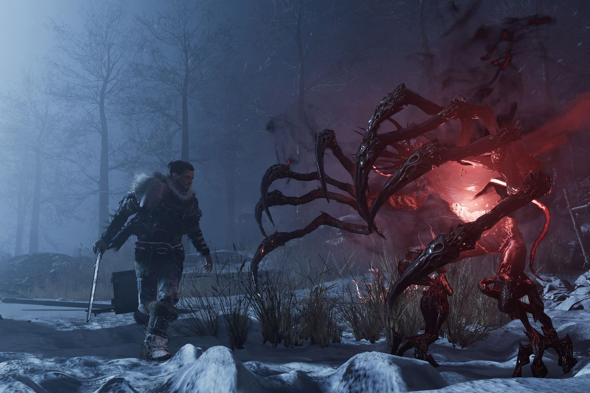 THQ Nordic's Fade to Silence Trailer Debuts, Early Access Starts Next Week