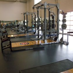 More, workout equipment