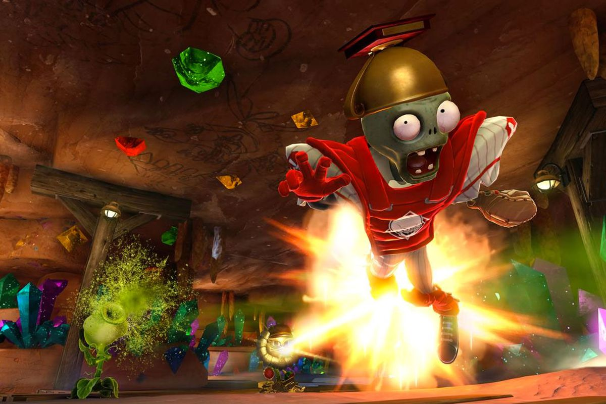 Plants vs. Zombies: Garden Warfare is now part of EA Access - Polygon