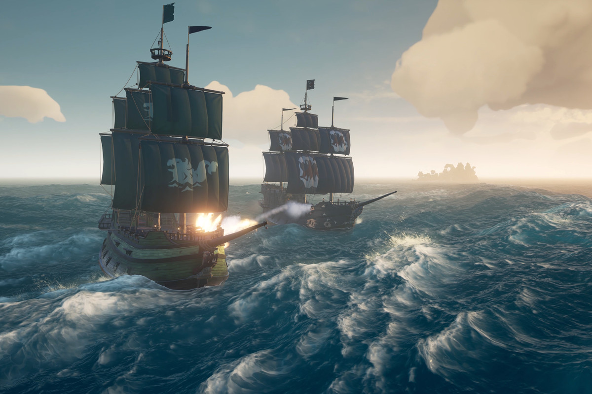Sea of Thieves ships guide - Polygon