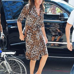 June 30: Caitlyn enters the Patricia Field store.