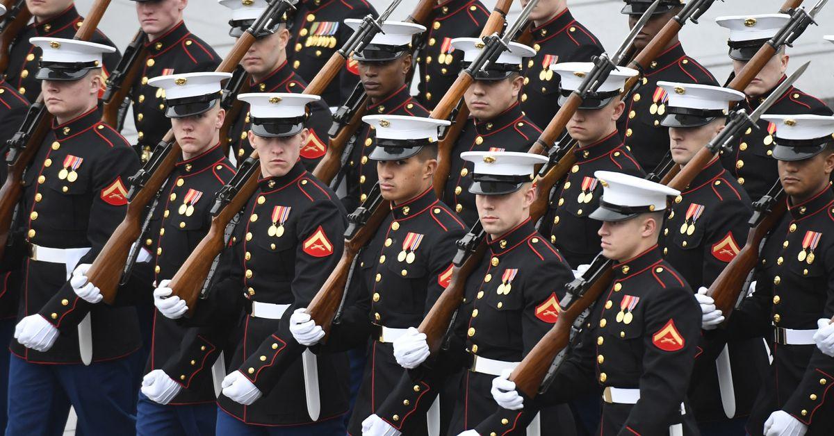 Nude photo scandal rocks Marine Corps - TODAY.com