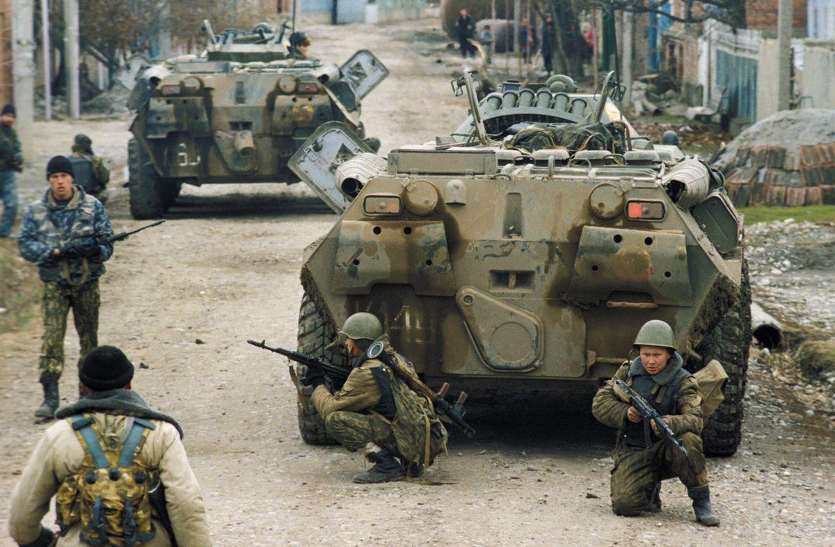 Second Chechen War