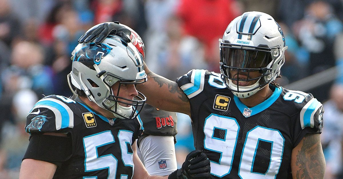 Luke Kuechly and Julius Peppers make NFL's All Decade Team