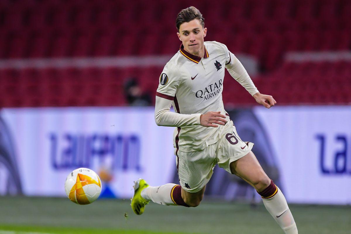 Ajax v AS Roma - UEFA Europa League Quarter Final: Leg One