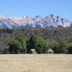 Butch Cassidy's ranch in Argentina.