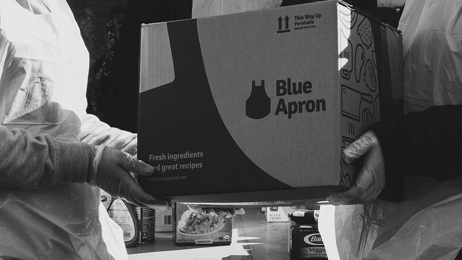 Blue apron job reviews