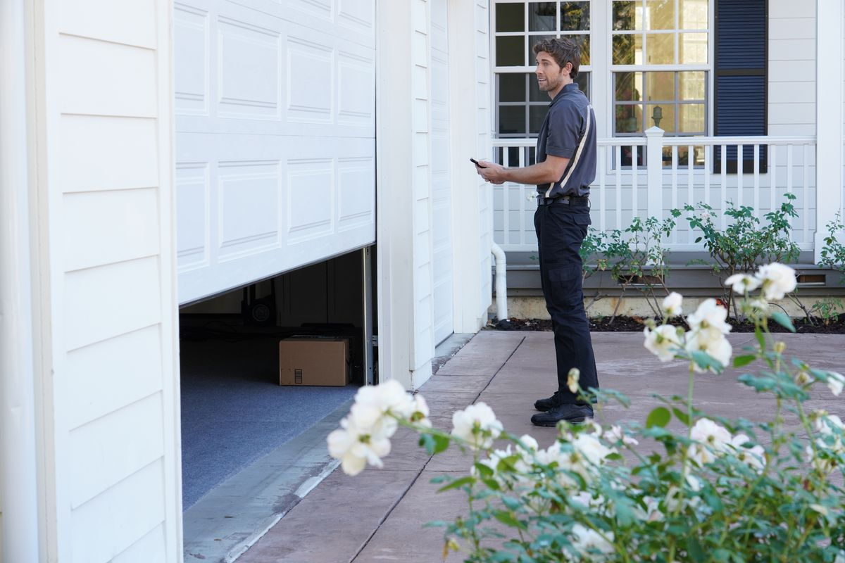 Amazon Key for Garage is here because opening your front